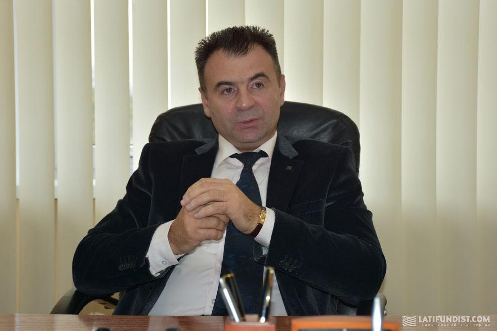 Владимир Палиенко, генеральный директор ЮШК